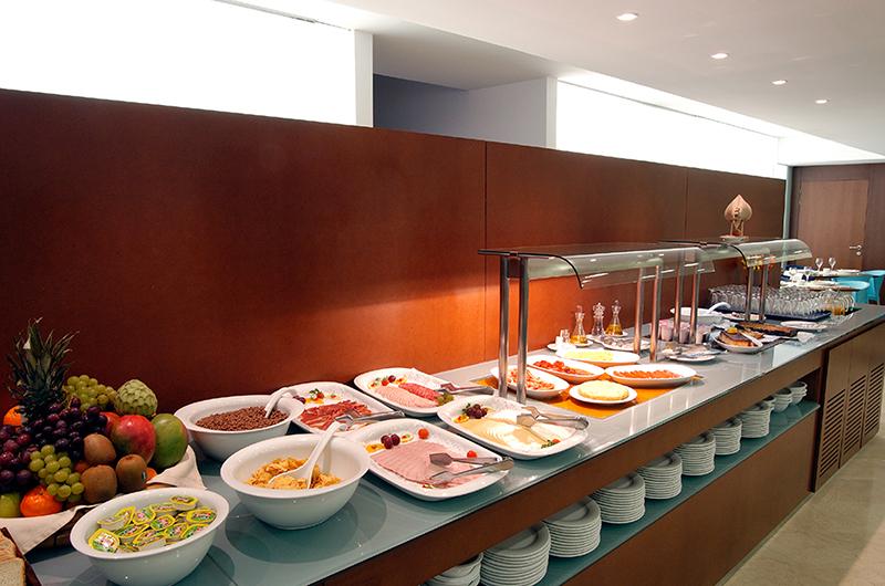 Desayuno Buffet I HM