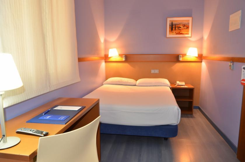 Habitación individual Hotel Murrieta