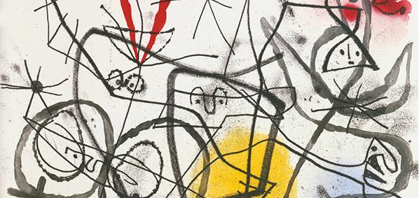 Cuadro de Joan Miró