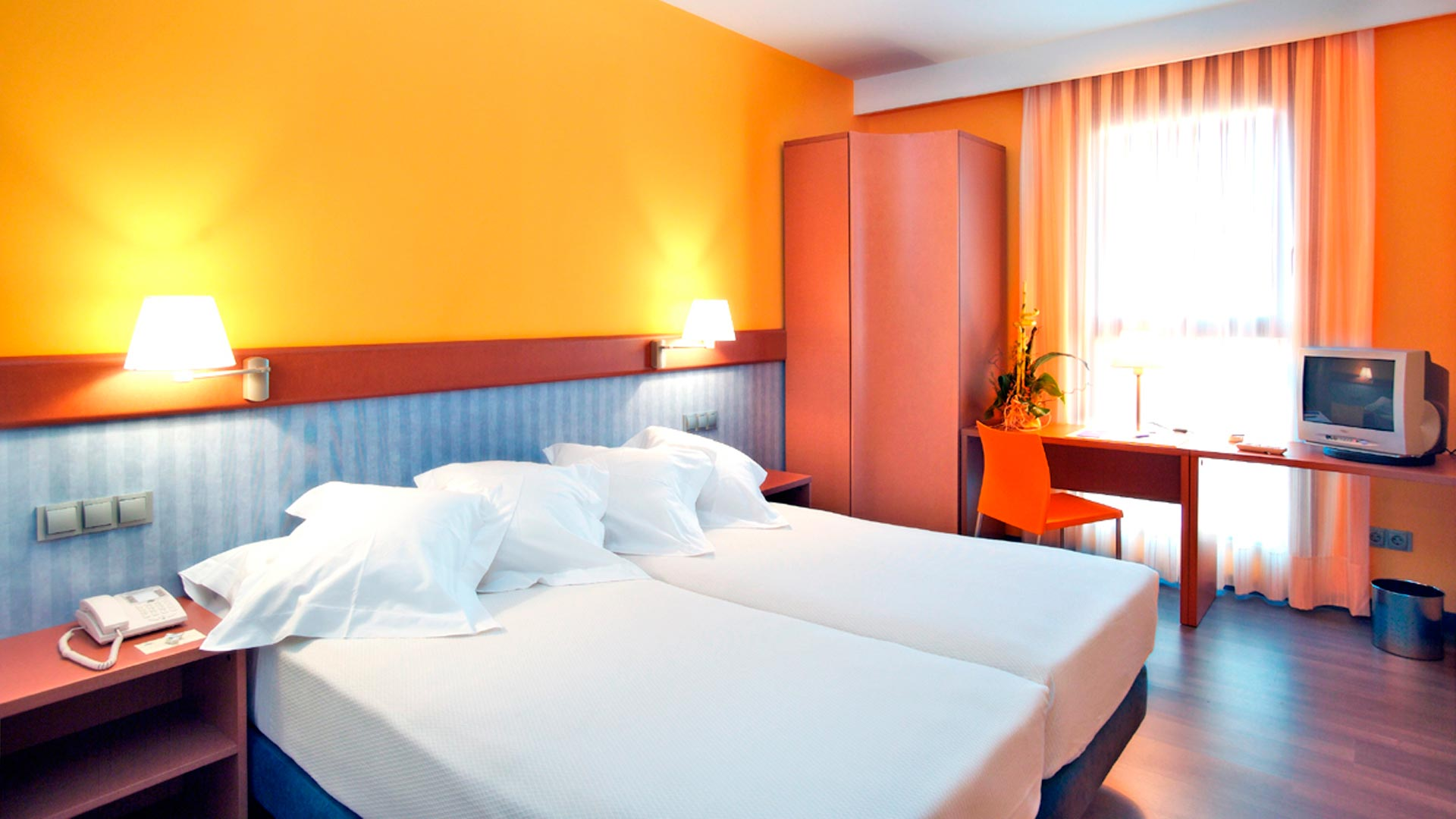 Habitación doble Hotel Murrieta