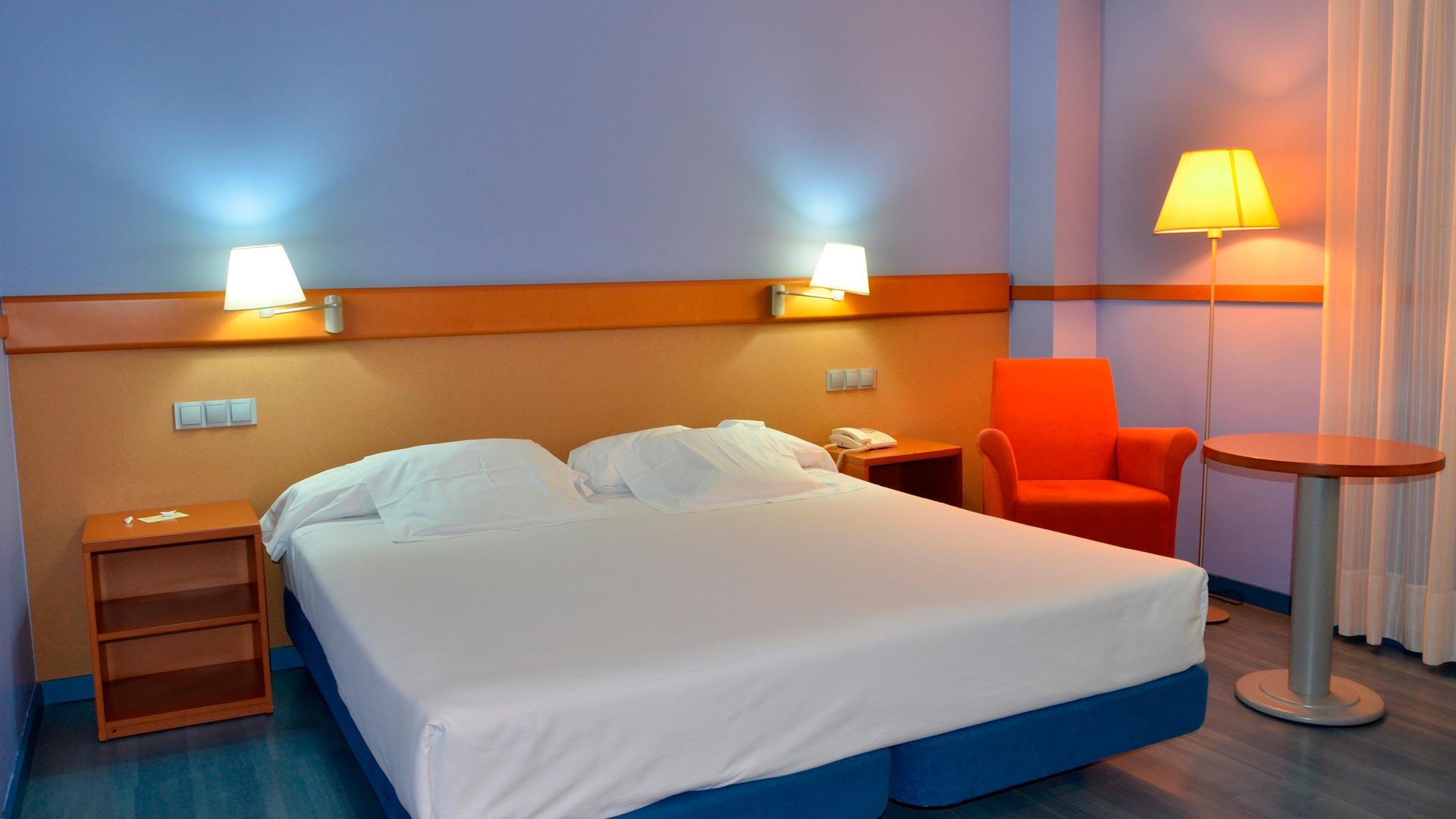 Habitación Matrimonio Hotel Murrieta