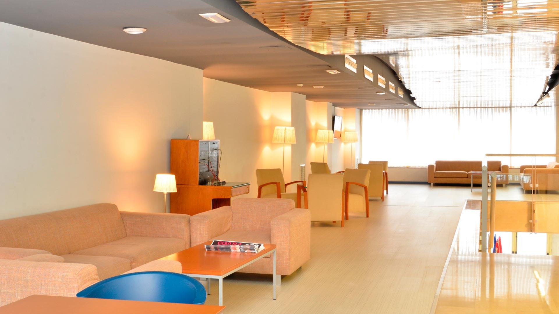Salón social Hotel Murrieta